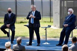 """Alberto Fernández: """"Vamos a tener alrededor de 100.000 tests diarios en Argentina"""" -  -"""