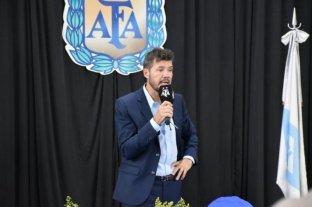 """""""El fútbol volvería el 16 o 23 de octubre"""", expresó Tinelli -  -"""