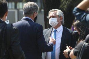 Jatón participó junto al Presidente del lanzamiento del Plan Detectar Federal