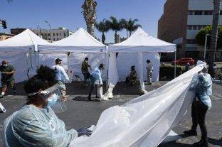 Preocupa en Nueva York una fuerte alza de la tasa de infecciones por coronavirus