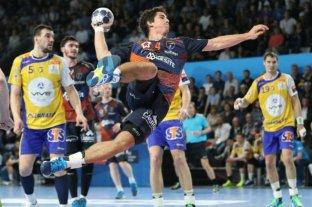 Diego Simonet hizo cinco goles en Montpellier que clasificó a fase grupos Copa de Europa
