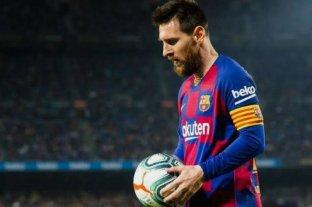 """Messi pidió poner un punto final a su conflicto con Barcelona: """"Asumo mis errores"""""""