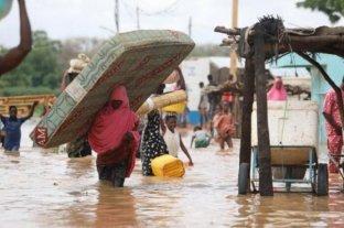 La ONU advierte que unas 700.000 personas están afectadas en Sudán del Sur por inundaciones