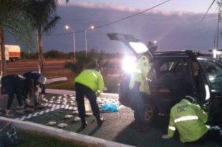 Entre Ríos: detuvieron a cadetes de Prefectura con 30 kilos de marihuana