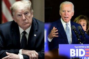 En vivo: primer debate presidencial en Estados Unidos entre Donald Trump y Joe Biden