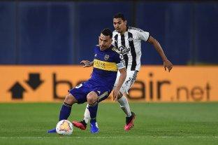 Boca empató con Libertad de Paraguay y clasificó a los octavos de final de la Copa Libertadores