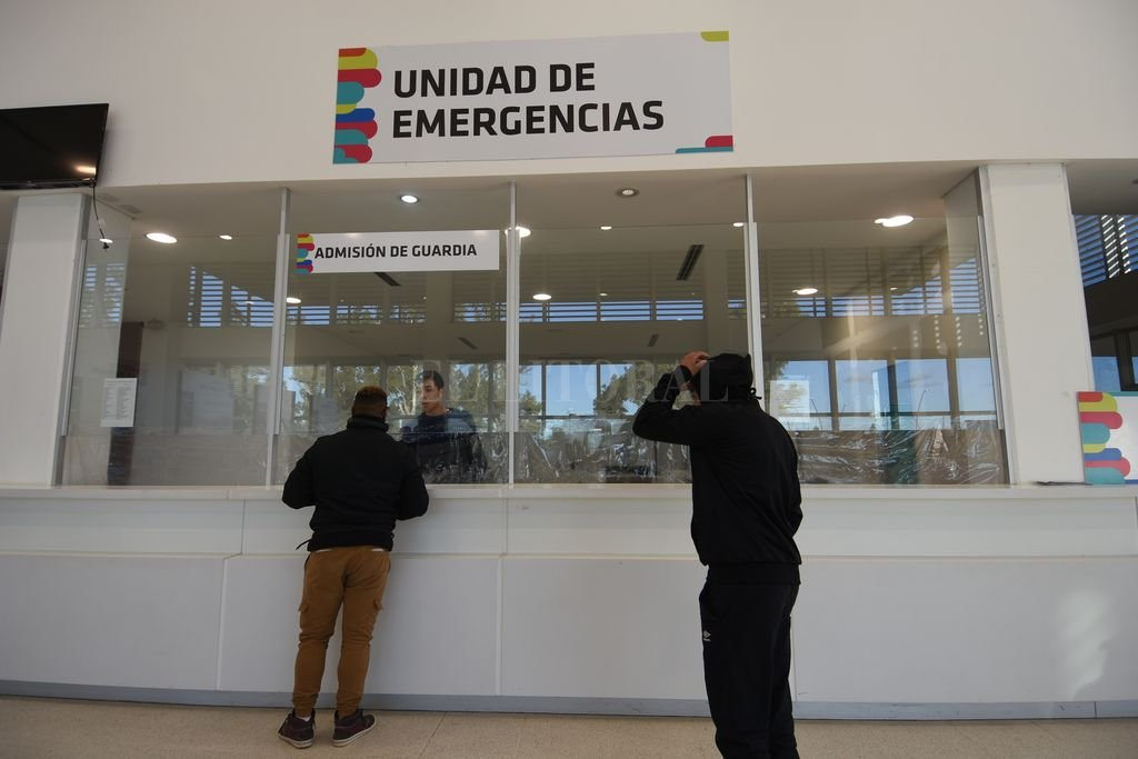 El joven fue trasladado al hospital Iturraspe y horas más tarde falleció. Crédito: Manuel Fabatia