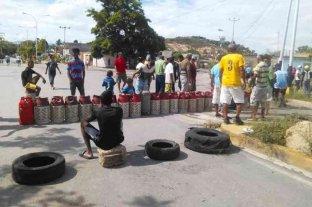 Nuevas protestas en Venezuela por el caos en los servicios públicos