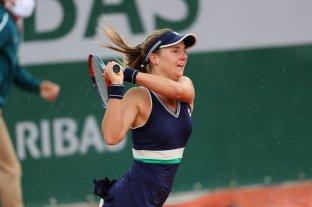 Podoroska ganó y sueña en Roland Garros