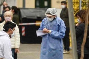 Coronavirus: este sábado Argentina superó los 2.5 millones de contagios