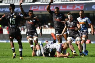 Super Rugby: Sudáfrica retiró todas sus franquicias