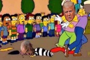 Se desarrolló el primer debate presidencial entre Trump y Biden, y…¡hay memes!