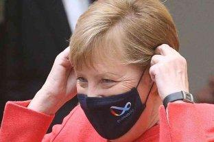 """Angela Merkel, optimista : """"Volverá la vida como la conocíamos"""""""