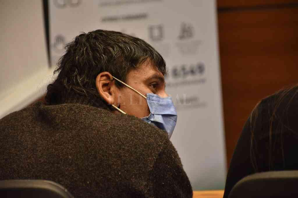 Juan Ramón Cano fue condenado a prisión perpetua por haber atacado a puñaladas a Vanesa Castillo el 15 de febrero de 2018 en Alto Verde. Crédito: Flavio Raina