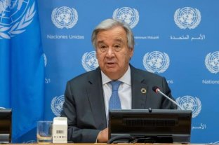 La ONU llama a la solidaridad para financiar una vacuna pública mundial contra el coronavirus