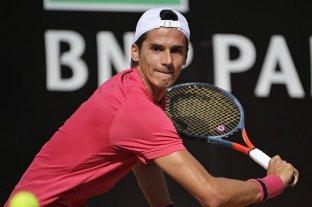El santafesino Federico Coria también se metió en la tercera ronda de Roland Garros