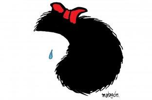 Dibujantes del mundo despiden a Quino en las redes sociales -  -