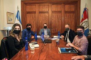 Causa fiscales: Sarnaglia expuso ante la Comisión de Seguimiento