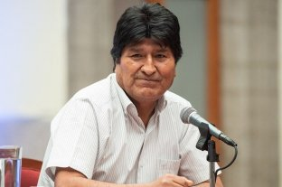 Interpol rechazó la detención del expresidente boliviano Evo Morales -  -