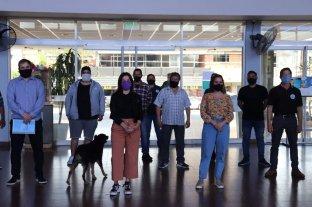 Avanza la formalización de los maleteros de la terminal de ómnibus