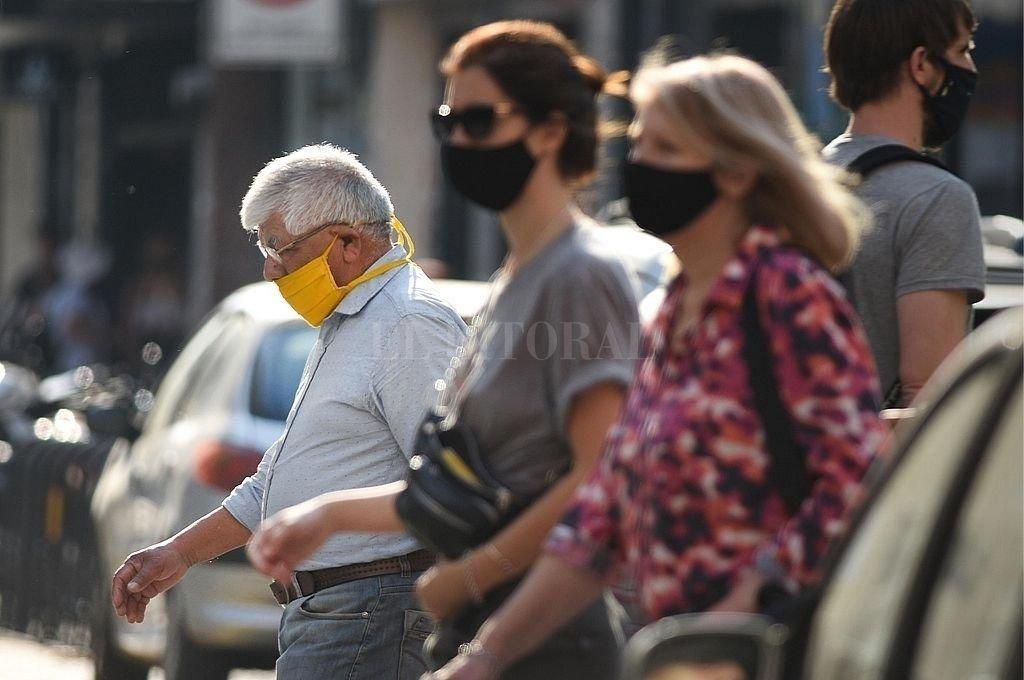 La provincia atraviesa el momento más crítico desde el inicio de la pandemia.  Crédito: Pablo Aguirre