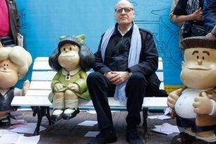 Decretaron un día de duelo nacional por el fallecimiento de Quino, creador de Mafalda -  -