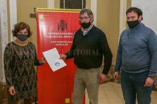 Piden declarar patrimonio histórico-cultural al Centro Español y Biblioteca Popular