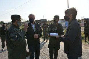 """Amado Zorzón: """"Había 200 familias instaladas y hoy quedaban las últimas 15"""" -  -"""