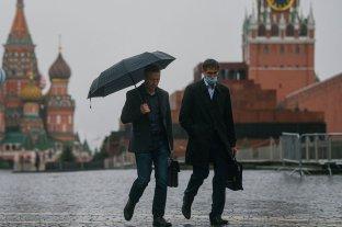Rusia confirma cerca de 9 mil nuevos contagios de Covid-19