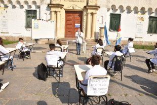 """Mario Barletta propone """"escuelas abiertas ya"""""""