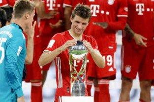 Thomas Muller, el jugador récord en Alemania