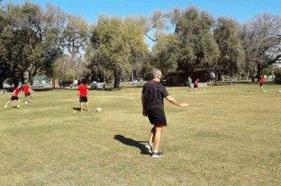 Las Ligas Amateurs pueden volver a los entrenamientos el próximo lunes