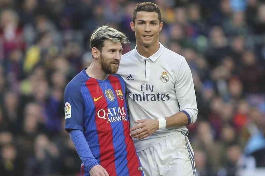 Se reeditará el gran duelo del siglo XXI en la fase de grupos de la Champions: Messi contra Cristiano, que ahora está en Juventus. Crédito: Archivo