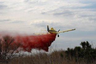 FEARCA pide dar una mano para combatir los incendios rurales