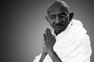 En homenaje a Mahatma Gandhi, hoy se conmemora el Día Internacional de la No Violencia
