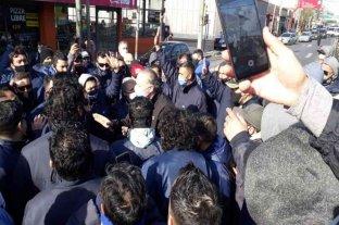 Buenos Aires: persiste un paro total de colectivos por el asesinato de un chofer