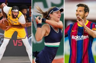 Horarios y TV: Fin de semana de fútbol internacional, Roland Garros y final NBA