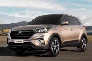 Hyundai renueva al SUV Creta