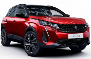 Nuevo SUV Peugeot 3008: con esencia francesa