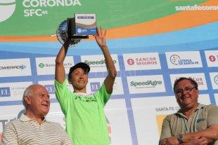 Tras la sanción de Bértola, Cecilia Biagioli es la primera mujer en ganar el maratón Santa Fe - Coronda