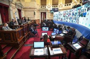 El Senado le dio media sanción al proyecto que reduce la coparticipación de la Ciudad de Buenos Aires