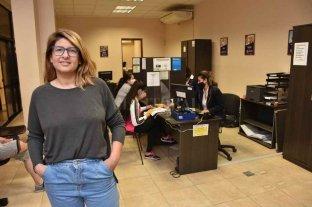Gisela Carrizo: una mujer al servicio de la Mutual de Pensionados 5.110