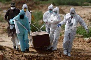 Brasil superó los 150 mil muertos por coronavirus