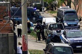 Narcotráfico: impactante operativo de la Policía Federal en la zona oeste de Rosario