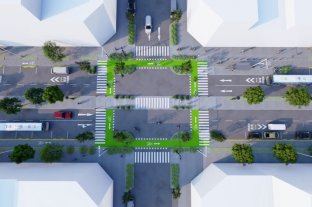 Plantean un Plan de Revitalización Urbana para la Avenida Galicia