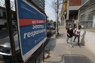 Entre Ríos sumó 288 nuevos casos de coronavirus