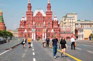 Rusia roza los 1,5 millones de casos de coronavirus