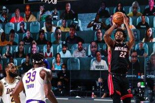 Final NBA: los Heat buscarán igualar la serie ante Lakers