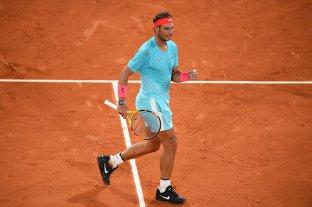 Nadal superó a Sinner y será rival de Schwartzman en las semifinales de Roland Garros