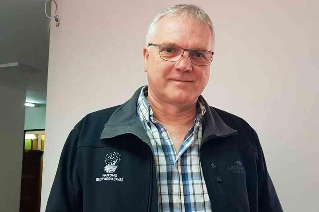 El secretario general del sindicato Luz y Fuerza, Alberto Botto. Crédito: Gentileza